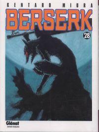 Berserk T28, manga chez Glénat de Miura