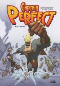 Captain Perfect T1 : Toxic stories (0), bd chez Soleil de Diaz, Stamb