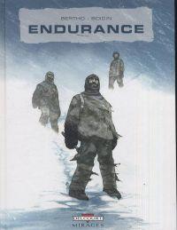 Endurance, bd chez Delcourt de Bertho, Boidin