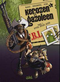 Kerozen et Gazoleen T1 : Hyper.Espace.Blues (0), bd chez Soleil de Marie, Hérenguel, Kiem