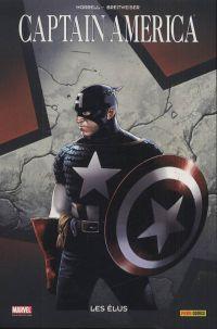 Captain America T3 : Les élus (0), comics chez Panini Comics de Morrell, Breitweiser, Reber