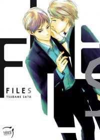 Files, manga chez Taïfu comics de Sato