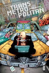 Transmetropolitan T4 : Année Quatre (0), comics chez Urban Comics de Ellis, Robertson, Eyring
