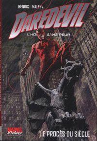 Daredevil - par Brian Michael Bendis – Marvel Deluxe, T2 : Le procès du siècle (0), comics chez Panini Comics de Bendis, Gutierez, Dodson, Maleev, Hollingsworth