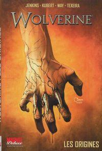 Wolverine : Les origines (0), comics chez Panini Comics de Quesada, Way, Jenkins, Jemas, Saltares, Texeira, Kubert, Isanove, Smith