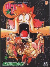 Dreamland  T6, manga chez Pika de Lemaire