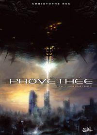 Prométhée – cycle 1, T2 : Blue Beam Project (0), bd chez Soleil de Bec, Gérard