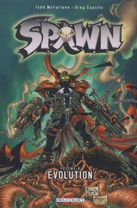 Spawn – Archives, T6 : Evolution (1), comics chez Delcourt de McFarlane, Capullo, Haberlin, Kemp