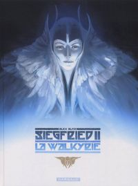 Siegfried T2 : La walkyrie (0), bd chez Dargaud de Alice