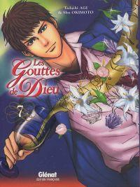 Les gouttes de Dieu T7, manga chez Glénat de Agi, Okimoto