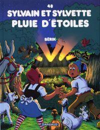 Sylvain et Sylvette T48 : Pluie d'étoiles (0), bd chez Dargaud de Berik