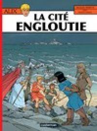 Alix T28 : La cité engloutie (0), bd chez Casterman de Weber, Martin, Ferry, Wesel