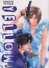 Yellow  T1, manga chez Asuka de Tateno