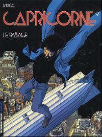 Capricorne T9 : Le passage (0), bd chez Le Lombard de Andreas