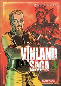 Vinland Saga T3, manga chez Kurokawa de Yukimura