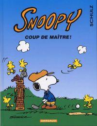 Snoopy T36 : Coup de maître (0), comics chez Dargaud de Schulz