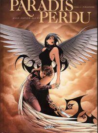 Paradis perdu T2 : Purgatoire (0), bd chez Soleil de Ange, Xavier, Alexe