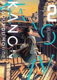 Kanon au bout du monde T2, manga chez Akata de Yoneshiro