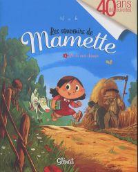 Les Souvenirs de Mamette T1 : La vie aux champs (0), bd chez Glénat de Nob