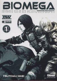 Biomega T1, manga chez Glénat de Nihei