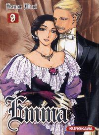 Emma T9, manga chez Kurokawa de Mori
