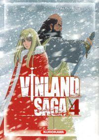 Vinland Saga T4, manga chez Kurokawa de Yukimura