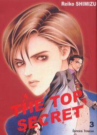 The top secret T3, manga chez Tonkam de Shimizu