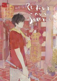 Retour aux sources T2, manga chez Kana de Zuo
