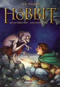 Le hobbit, comics chez Delcourt de Dixon, Wenzel