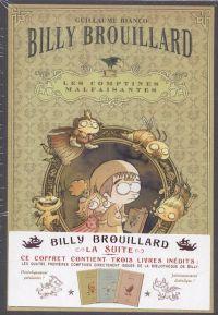 Billy Brouillard T1 : Les Comptines Malfaisantes 1 (0), bd chez Soleil de Bianco