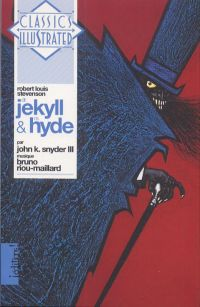 Dr Jekyll et Mr Hyde, comics chez ¡ éditions ! de Snyder III