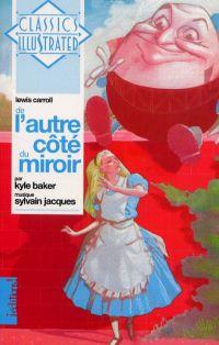 De l'autre côté du miroir, comics chez ¡ éditions ! de Baker