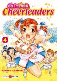 Go ! Tenba Cheerleaders T4, manga chez Bamboo de Sogabe