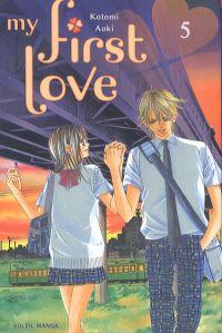 My First Love T5, manga chez Soleil de Aoki