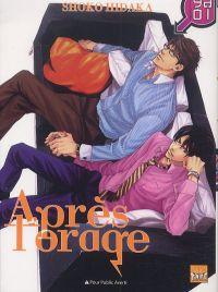 Après l'orage, manga chez Taïfu comics de Hidaka