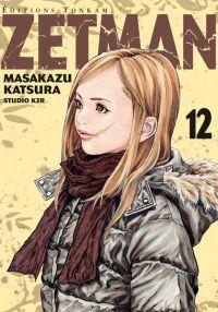Zetman T12, manga chez Tonkam de Katsura
