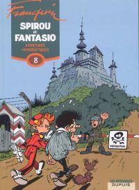 Spirou et Fantasio T8 : Aventures humoristiques (1), bd chez Dupuis de Franquin