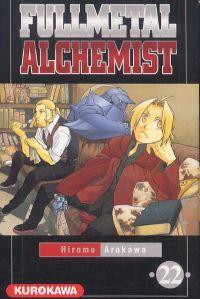 Fullmetal Alchemist T22, manga chez Kurokawa de Arakawa