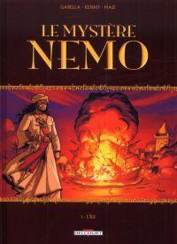 Le mystère Nemo T1 : L'île (0), bd chez Delcourt de Gabella, Kenny, Mazi