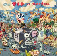 Pip et Norton, comics chez Delcourt de McInnes, Cooper