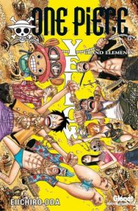 One piece Yellow, manga chez Glénat de Oda