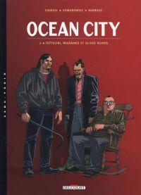 Océan city T2 : Fettucini, migraines et olives noires (0), bd chez Delcourt de Chauvel, Komorowski, Barroux