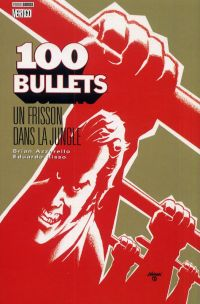 100 Bullets T9 : Un frisson dans la jungle (0), comics chez Panini Comics de Azzarello, Risso, Mulvihill, Johnson