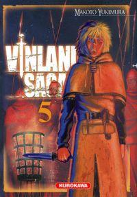 Vinland Saga T5, manga chez Kurokawa de Yukimura