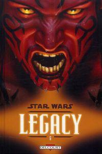 Star Wars Legacy T6 : Renégat (0), comics chez Delcourt de Ostrander, Duursema, Anderson