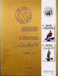 Largo Winch T1 : Tomes 1 & 2 (0), bd chez Dupuis de Van Hamme, Francq