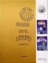 Largo Winch T2 : Tomes 3 & 4 (0), bd chez Dupuis de Van Hamme, Francq