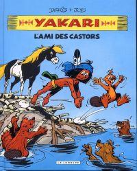 Yakari T2 : L'ami des castors (0), bd chez Le Lombard de Job, Derib, Dominique