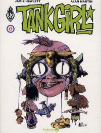Tank Girl T2, comics chez Ankama de Martin, Hewlett