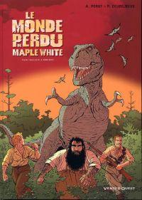 Le monde perdu de Mapple White T1 : Tome 1 (0), bd chez Vents d'Ouest de Porrot, Deubelbeiss